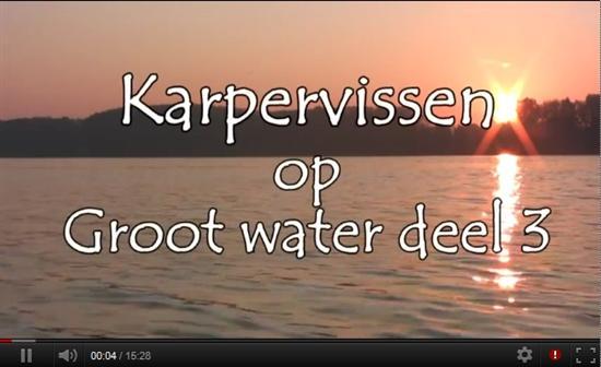 Vrijdagupdate van Karperfilmpjes.nl
