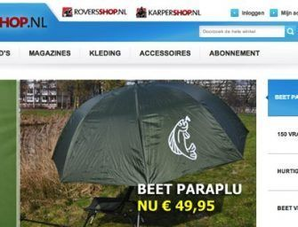 21 % korting in Karpershop.nl