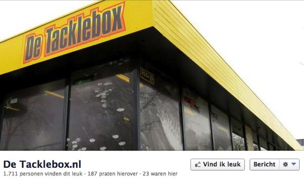 Tacklebox facebook