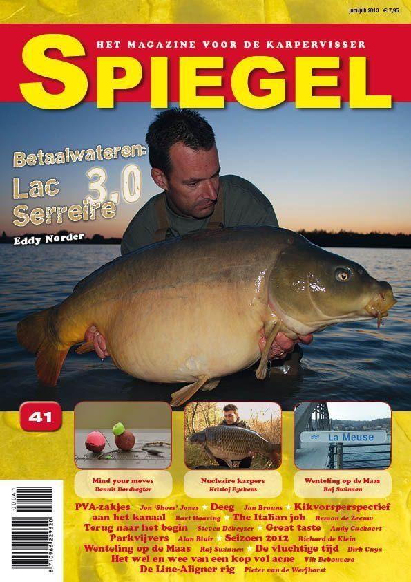 Vooruitblik Spiegel Magazine 41