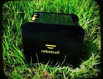 Eerste kennismaking met de Rebelcell accu – Michiel Pilaar