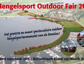 De Hengelsport Outdoor Fair: BE THERE!