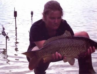 Karpervissen als passie: Jong geleerd, oud gedaan – Bianca Venema