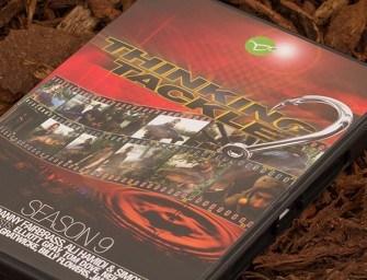 Upcoming: Thinking Tackle seizoen 9 – Korda DVD