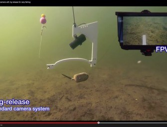 Is dit karpervissen of 'vals spelen'? #drone