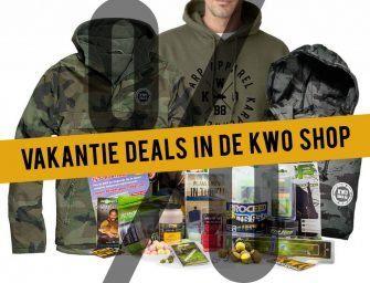 Vakantiedeals in de KWO Shop!
