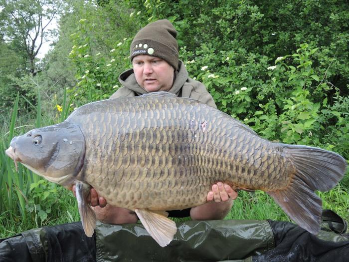 Ongelooflijk! Wéér een vis boven de 25 kg grens!