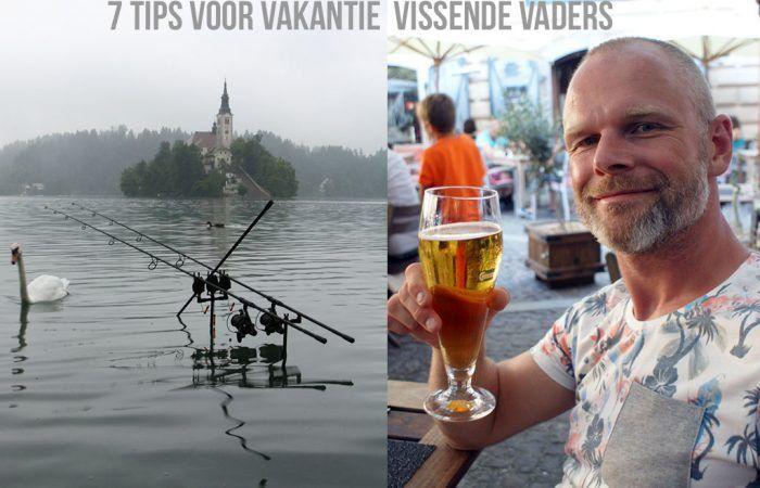 VVV: 7 tips voor Vakantie Vissende Vaders
