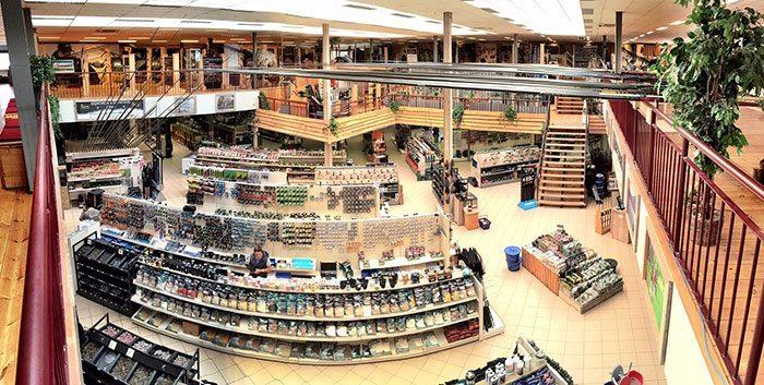 Ook de winkel in Lelystad zal zondag open zijn tijdens het XXL weekend.