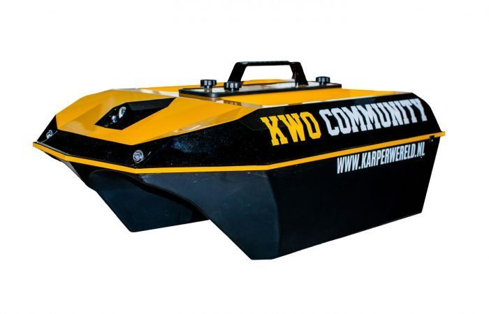 Ruben Bremmer wint de KWO Navigator Baitboat