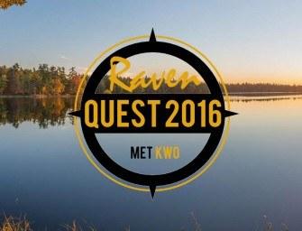 Raven Quest 2016: Win een complete uitrusting t.w.v. €2600,-