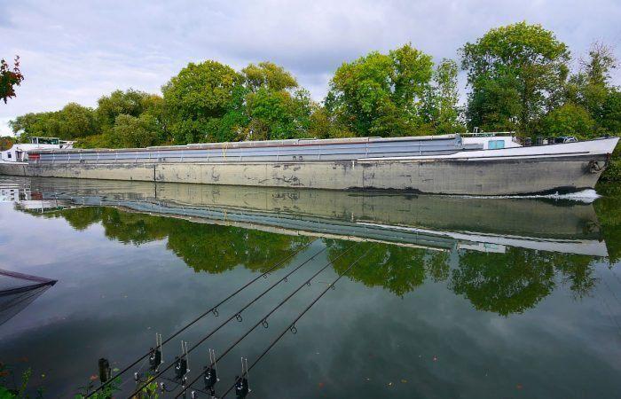 Succesvolle zoektocht naar een Franse rivier gigant