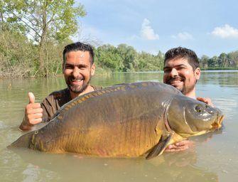 Ontspannen karpervissen in Italië met The Carp Specialist