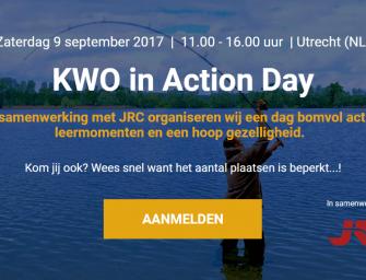 Kom naar de eerste KWO in Action Day op zaterdag 9 september 2017