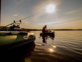 Karpervissen vanuit een boot – Deel 2 – Bootknutselen