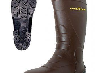 Nieuw laarzenpakket van Goodyear bij Leonard Sports