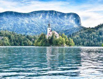 Foto Dump – Sloveense Parels uit het meer van Bled