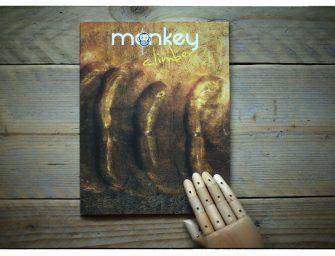Monkey Climber magazine #10, een jubileumeditie van jewelste
