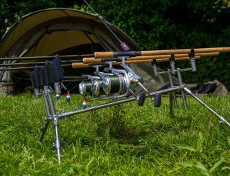 KWO Fieldtest – Pro Line Compact Rod Pod MK2