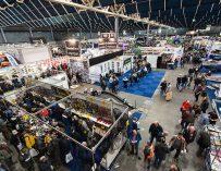 Vissen en varen op de Hengelsport- en Botenbeurs in Utrecht