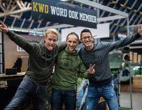 KWO met grote stand present op Carpsquare Utrecht
