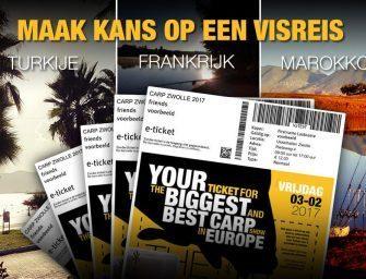 Koop je e-ticket voor CARP ZWOLLE