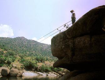 Pionieren op de Spaanse rivieren – Tony Davies-Patrick