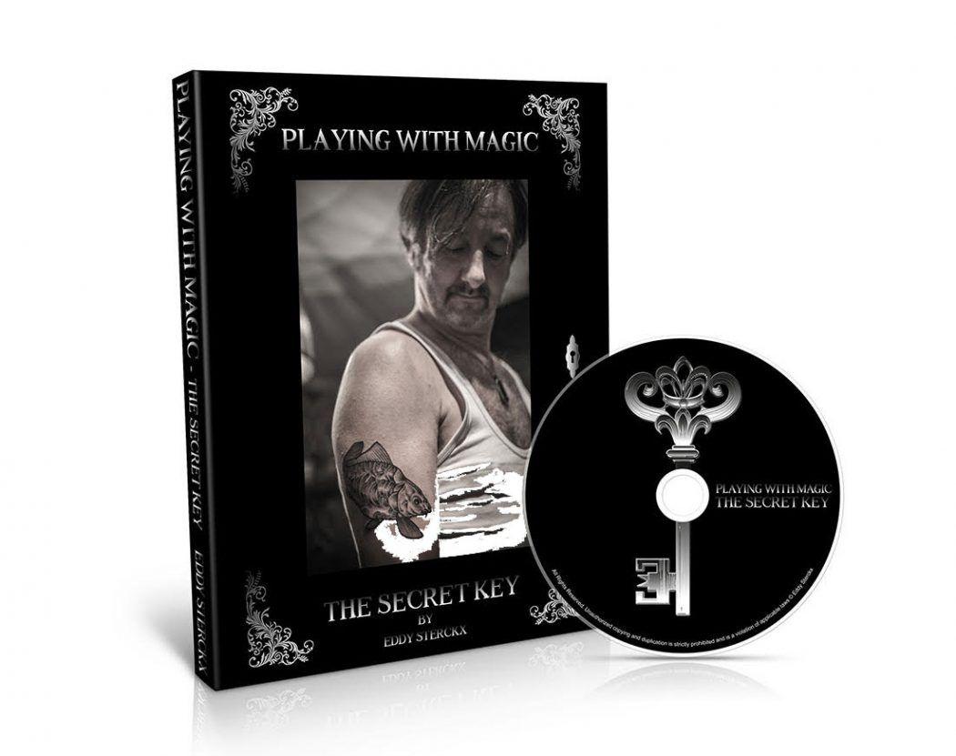 Karperentertainment van Eddy Sterckx – Koop nu The Secret Key (boek + DVD)