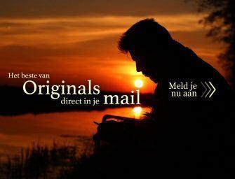 Originals Mail: Het beste van Originals in je inbox