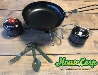 House of Carp – Meerdere kookproducten die niet mogen ontbreken in je vistas