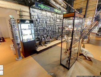 Breng een Virtual bezoek aan Hengelsport Molenberg