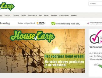 House of Carp is vernieuwd!