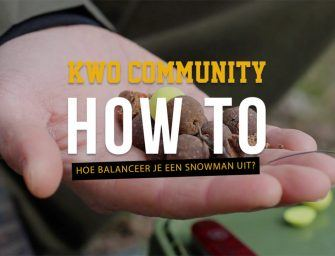 KWO How-To: Hoe balanceer je een Snowman uit?