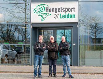 BBQ & 15% kassakorting bij jubileum Hengelsport Leiden