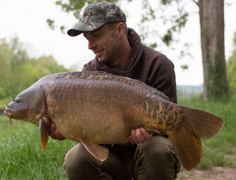 Succesvol vissen met Wafters – Kevin Diederen
