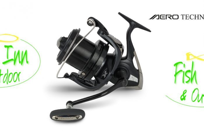 Fish Inn nieuws: Price-drop op de Shimano Aero Technium 12000 XTB MGS