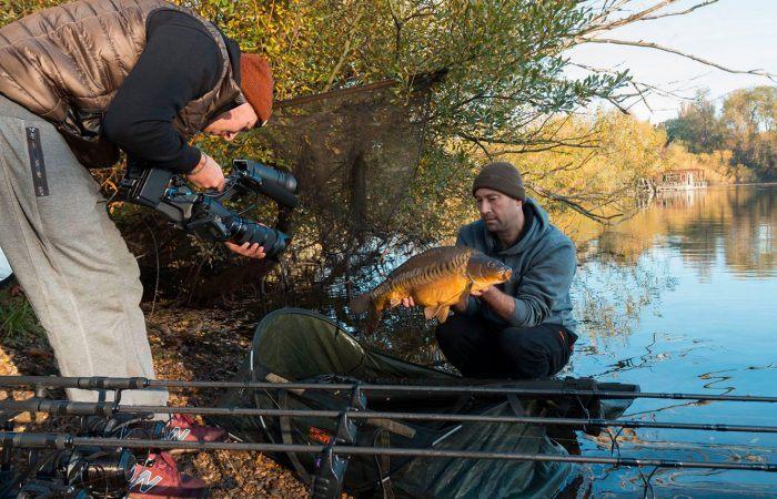 Topfilmpjes: Karpervissen in Engeland, DWFishingTeam en meerrr!