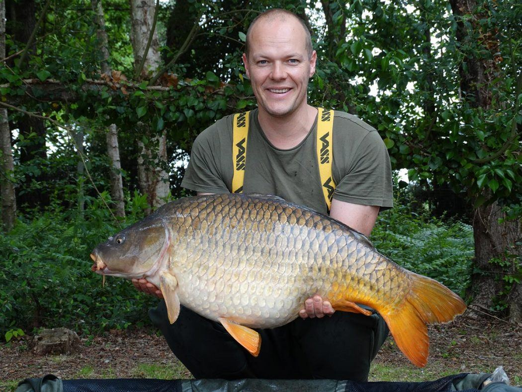 BTW Revealed: Etang du Vaulaurent van Fisherman Holidays