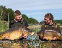 Topfilmpjes: Lac du Der, Willem Kwinten, Footprint of a Carpangler en meer!