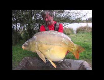 Eddy Sterckx gaat los op Lac de Villedon