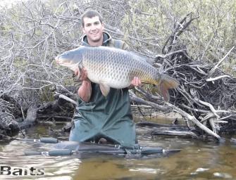 Avontuurlijk grootwater vissen met de 'Brabo's in the Bush'