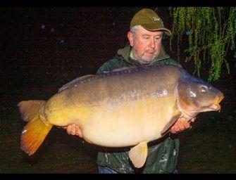 Twee keer 70 lbs+ voor Steve Briggs op Echo Pool