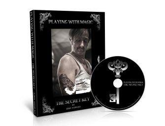 The Secret Key – Eddy Sterckx – Koop nu het nieuwe boek + DVD