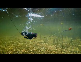 Onderwater je rig filmen was nog nooit zo makkelijk!