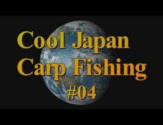 Karpervissen in Japan – Tsja, zo kan het ook…