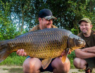 Een weekendje vissen op De Karperhoeve met House of Carp