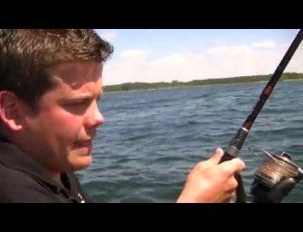 Karpervissen tijdens de zomervakantie met Joachim en Chris