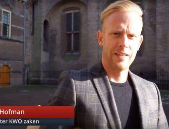 Mark Hofman bij het NOS Journaal over de €10.000 winactie