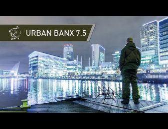 Urban Carp Fishing – Alan Blair – Urban Banx 7.5