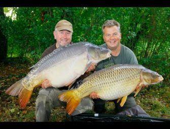 Steve Briggs op Lac de Villedon – Najaarstrip